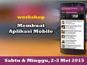 Workshop: Membuat Aplikasi Mobile