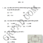 UP Board 10th Science Paper 2022