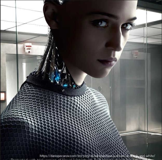 artificial intelligence movies list