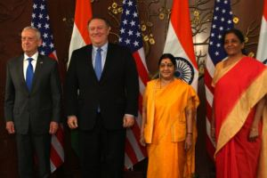 What is 2+2 Dialogue Between India And USA (UPSC)