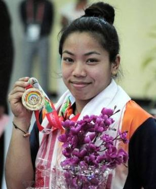 Saikhom Mirabai Chanu: National Sports Rajiv Gandhi Khel Ratna Winner 2018