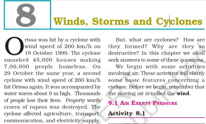 winds.storms and cyclones