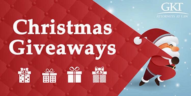 Christmas Giveaways Community Holiday Celebrate