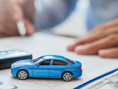 Car Insurance Paperwork