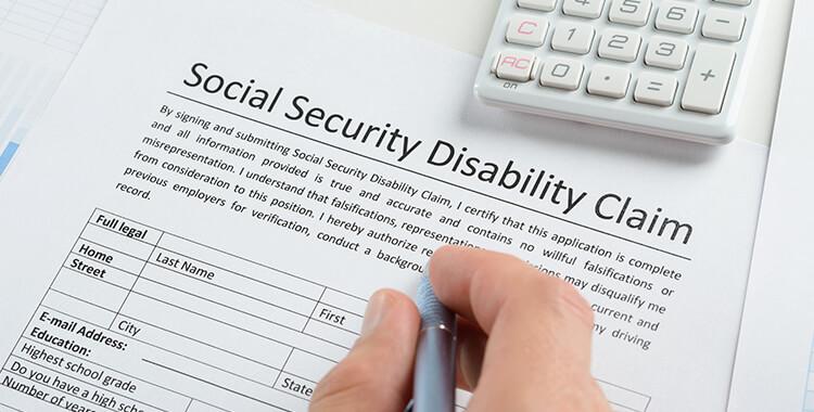 Disability Claim Form