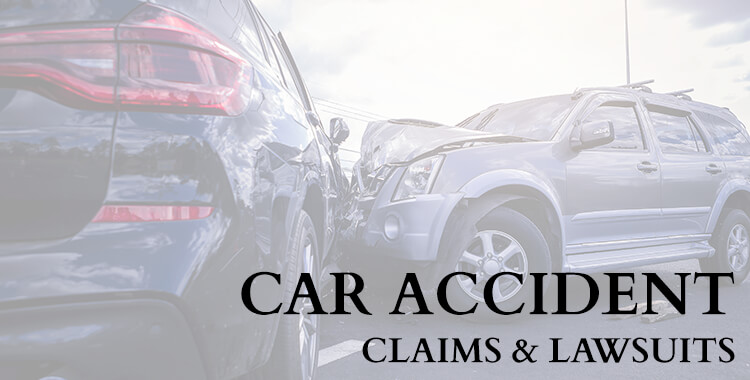 car accident claims and lawsuits