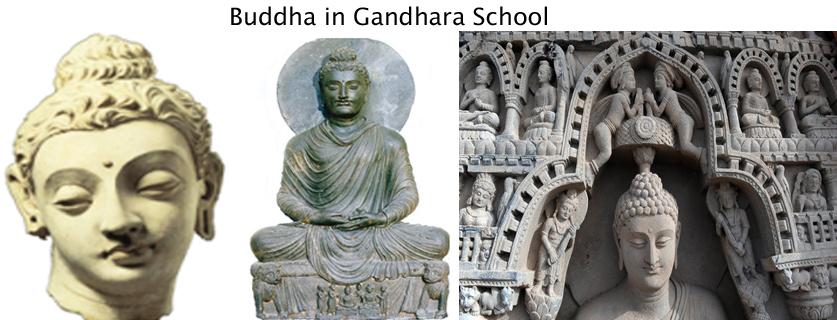 gandhara school of sculpture