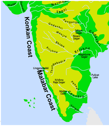 Salient Features of East and West Coast of India - GKToday