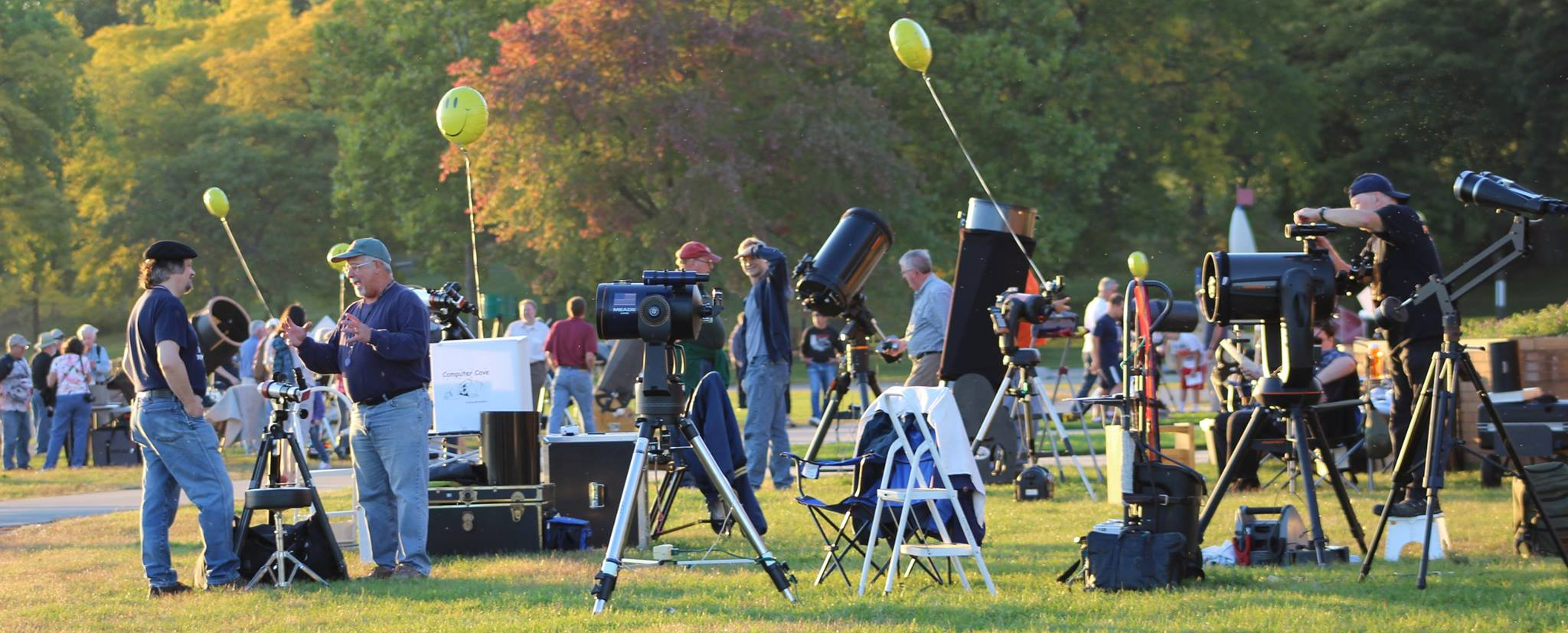 Great Lakes Association of Astronomy Clubs