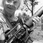 Ho preso cannoni più grandi alla tua età sai?