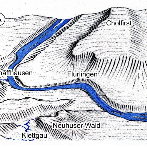 A Chute du Rhein