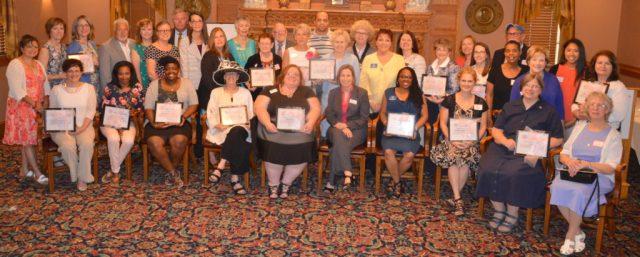 2018 WGC Grant Recipients