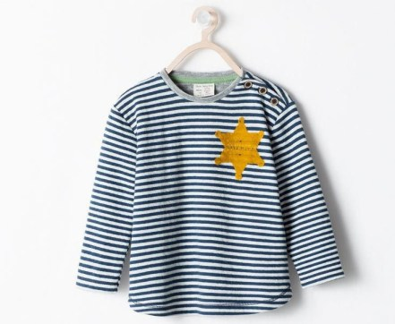 Zara-Tshirt antisemite