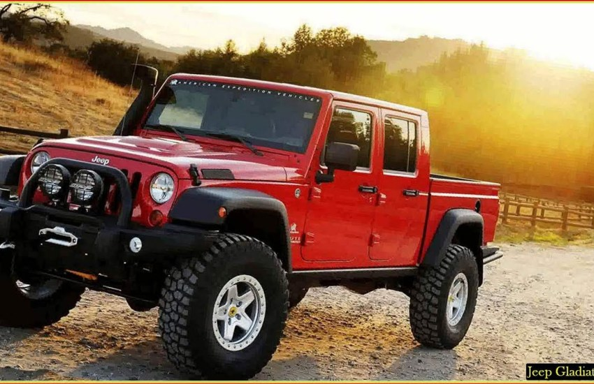 Outside Mag Named The Jeep Gladiator One Of The Best New Adventure