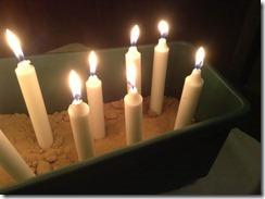 candles dundela