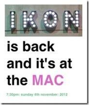 ikon at the mac