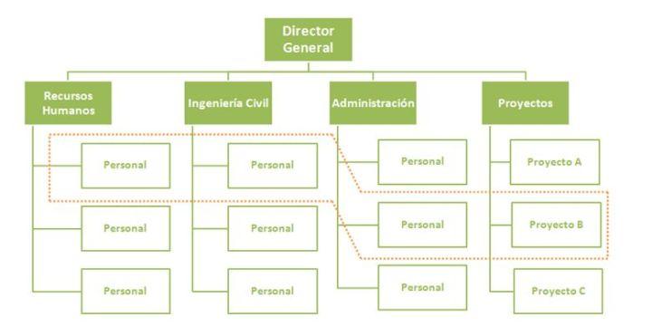 Influencias De La Organización Project Management Gladys