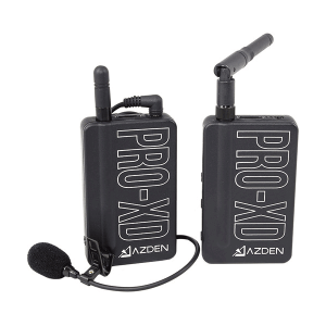 Azden PRO-XD Digital Wireless Lavalier System