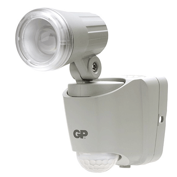 GP Outdoor Sensor Light RF-1 White