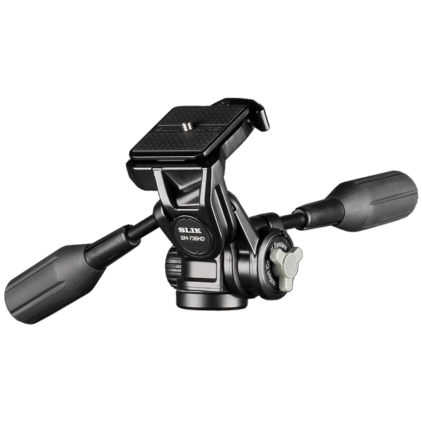 SLIK Tripod Head SH-736HD