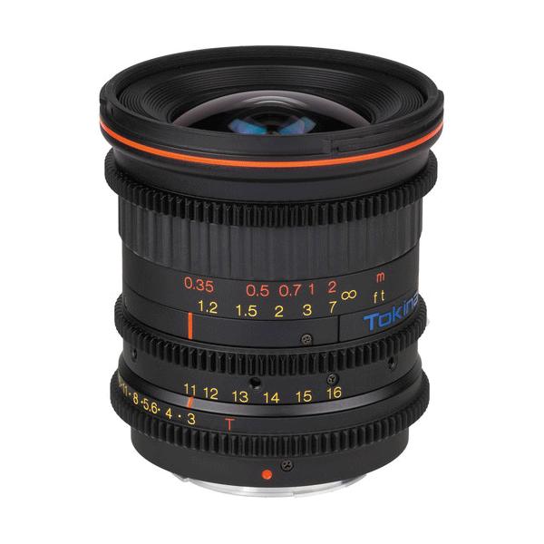 Tokina Cine Lens 11-16mm T3 EF