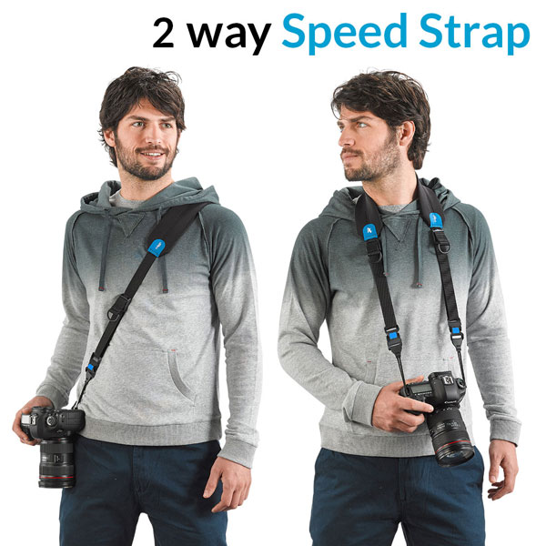 Miggo 2 Way Speed Strap