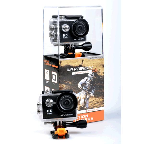 MiVision A8 Action Camera HD 720P
