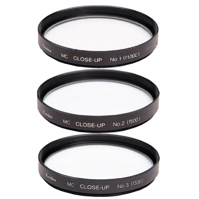 KENKO Close Up Filter Set