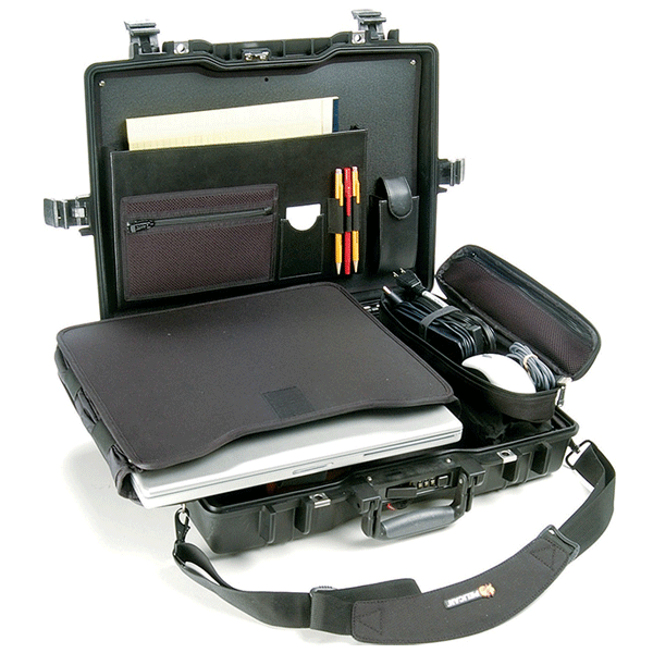 Pelican Laptop Case 1490 CC1 Deluxe