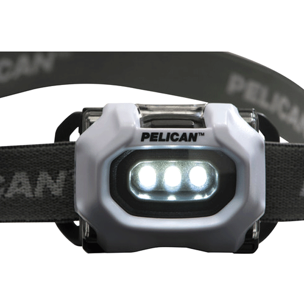 Pelican Headsup Light 2740C White