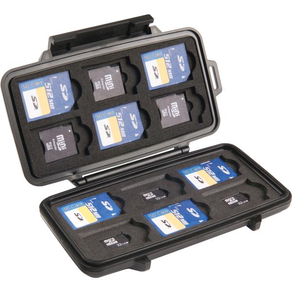 Pelican Memory Card Case 0915