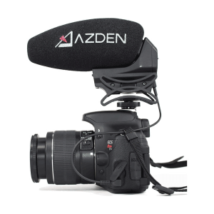 Azden SMX-30 Stereo/ Mono Switchable Video Microphone