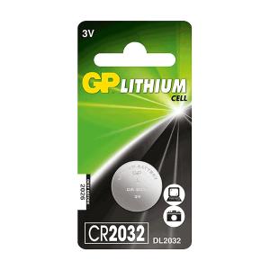 GP Lithium Coin CR2032