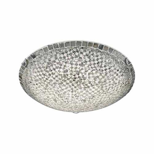 Mosaique Small Glass LED Ceiling Light