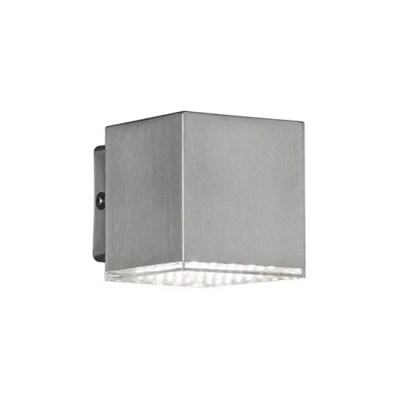 Quito Square Down LED Wall Light