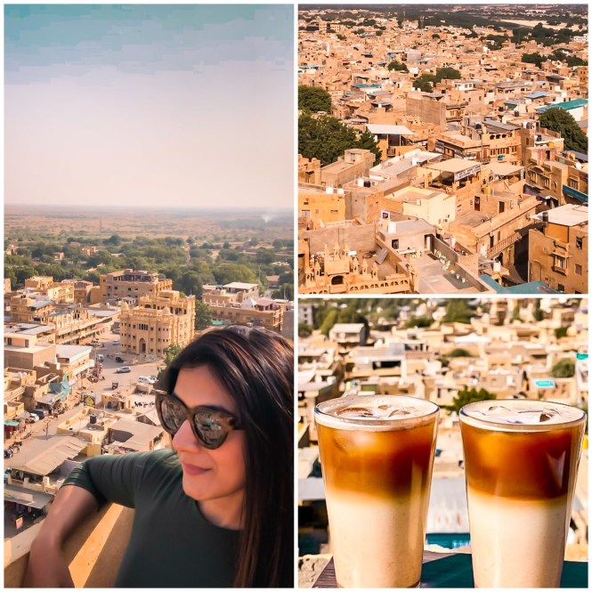 Kuku coffee shop Jaisalmer fort eateries
