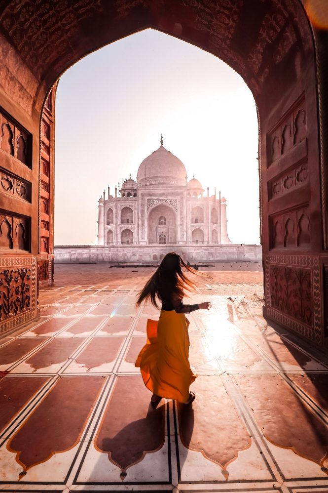 what to do in Agra glam adventuress