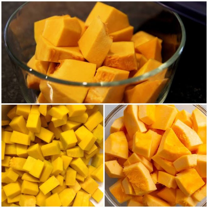 yellow pumpkin curry, dogri cuisine