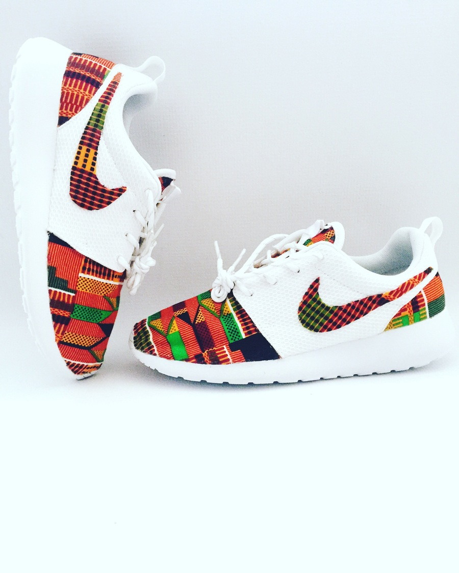 Nike African Print Shoes
