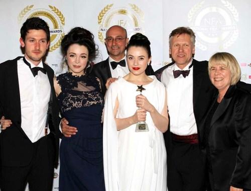 Cast and Crew of Dartmoor Killing