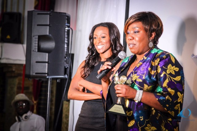 Chizzy Akudolu winner of Best Actress 2016