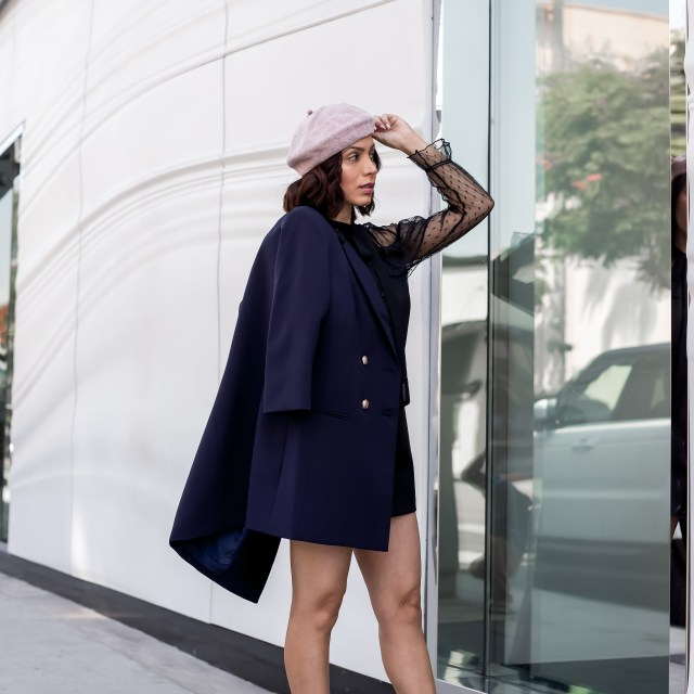 Classic French Girl Style for Fall