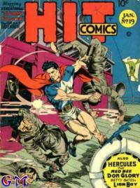Hit Comics #19, Quality