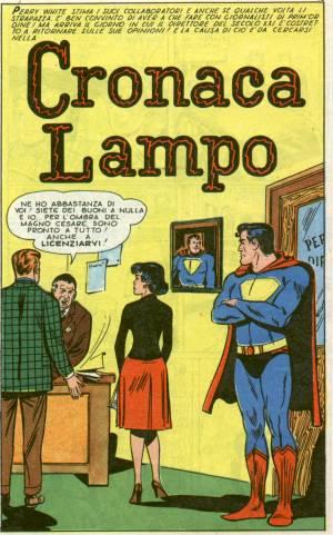 La prima storia creata in Italia dalla Mondadori