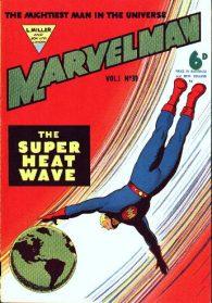 marvelman N°33