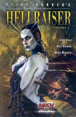 cover di HORROR SHOW SPECIAL: HELLRAISER - volume 1 - Lexy Produzioni