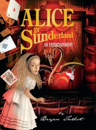 Copertina di Alice in Sunderland, graphic novel scritto e disegnato da Bryan Talbot