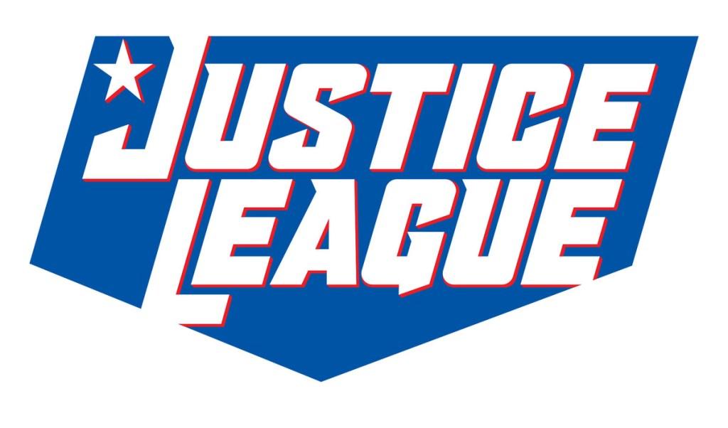Logo attuale della JUSTICE LEAGUE