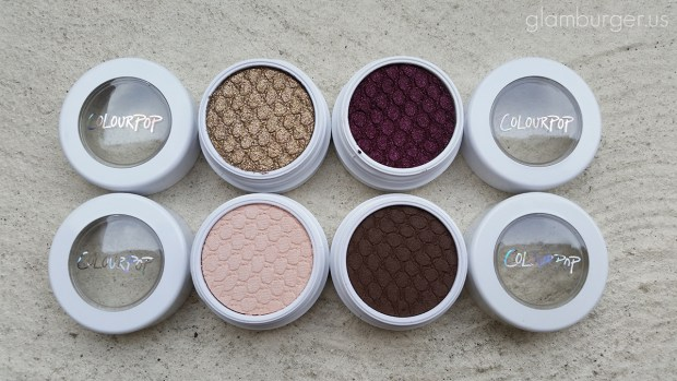 Megan Naik x ColourPop Super Shock Eyeshadow