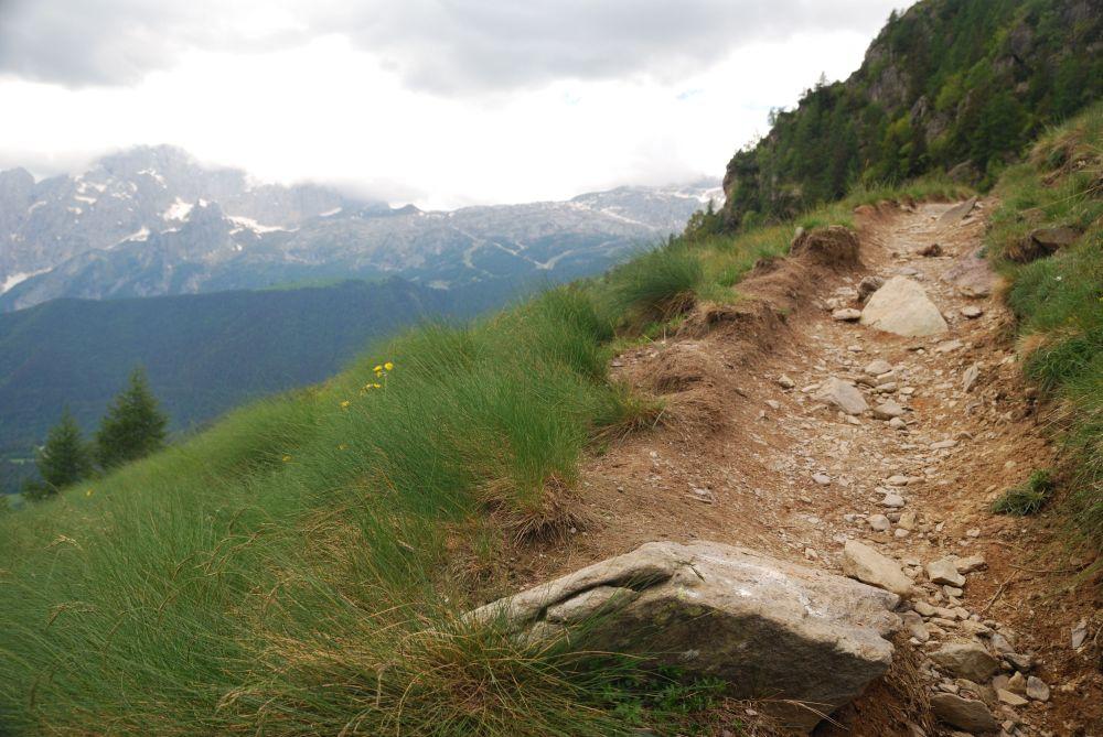 Sentiero del Gleno